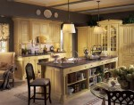 French-Country-Kitchen-Decoration