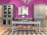 French-Country-Style-for-Dining-Room-Accesories